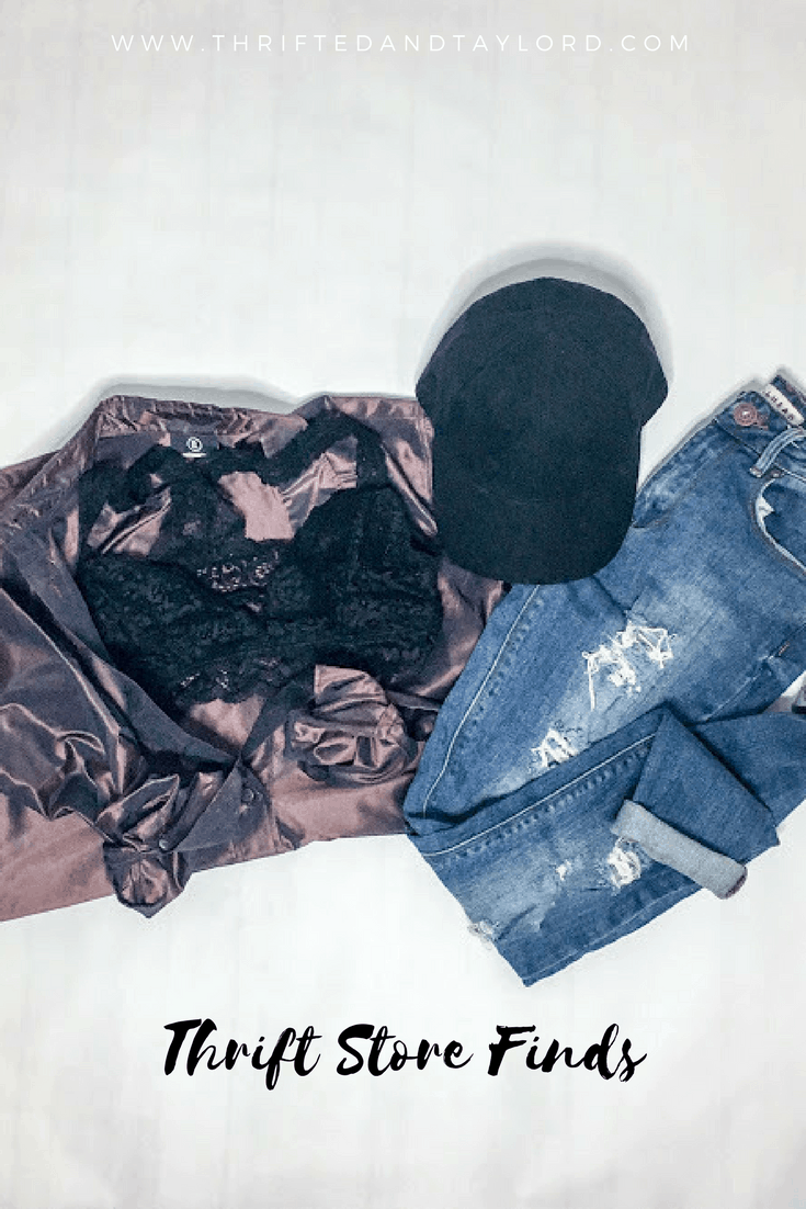 Latest Thrift Store Finds | Spring 2017