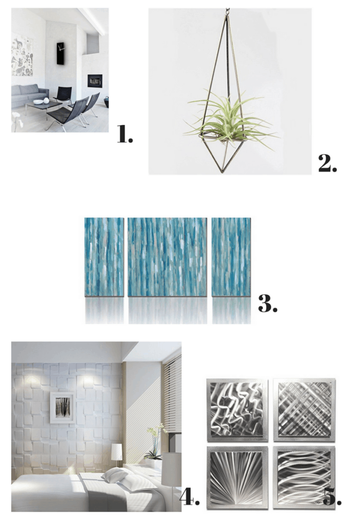 how to add modern minimalist style to your home