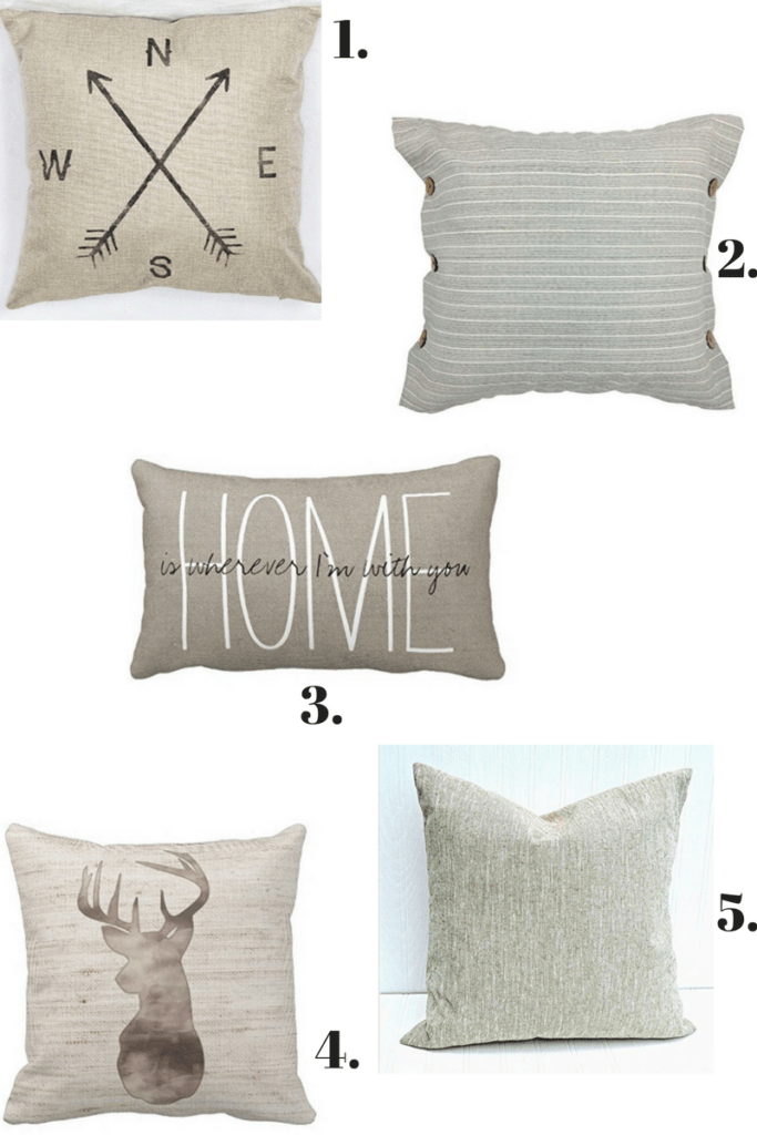 HOW TO ADD RUSTIC STYLE TO YOUR HOME