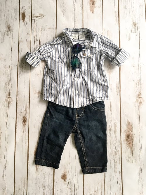 Thrift Haul For Baby | No Need To Break The Bank
