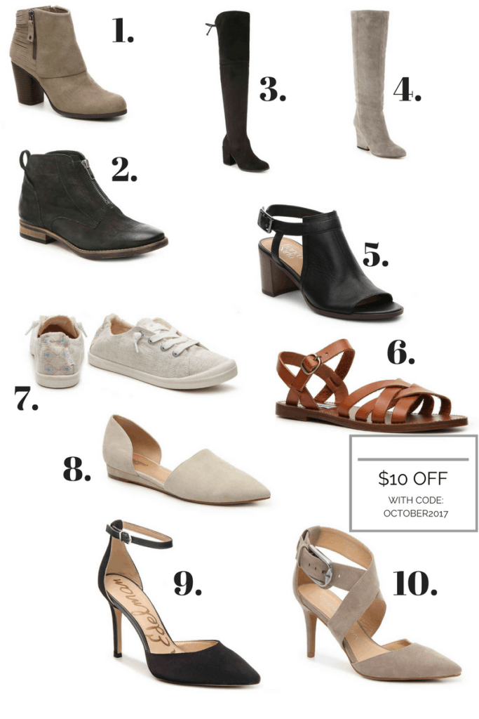 5 shoes every gal should own | Thrifted & Taylor'd | www.thriftedandtaylord.com
