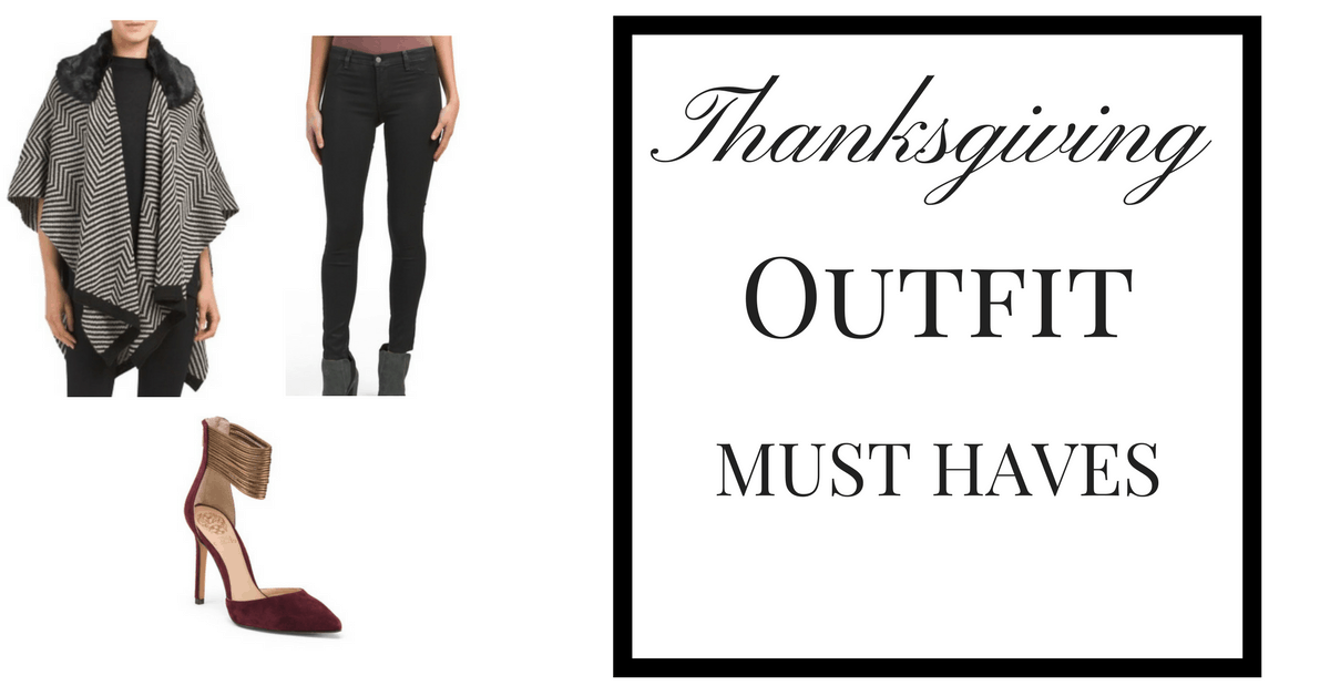 Thanksgiving Outfit Ideas | Shop These Amazing Looks
