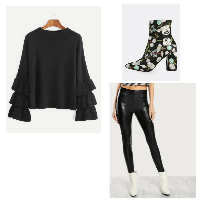 5 ways to wear ankle boots   Fall 2017   Fall and Winter Trends   Thrifted & Taylor'd   www.thriftedandtaylord.com