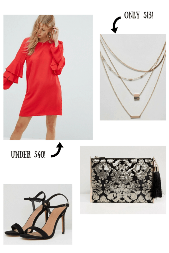 Valentine's Day Outfits | Get The Look | OOTD | Thrifted & Taylor'd