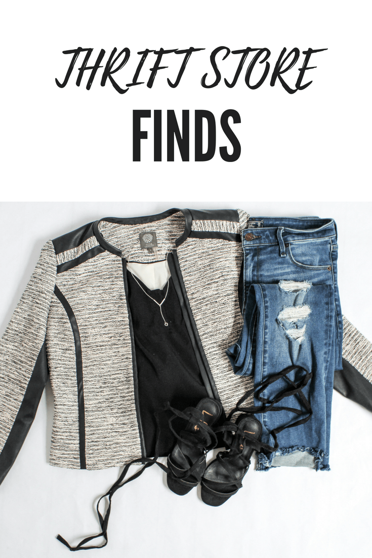 Latest Thrift Store Finds | How I Wear My Thrift Finds
