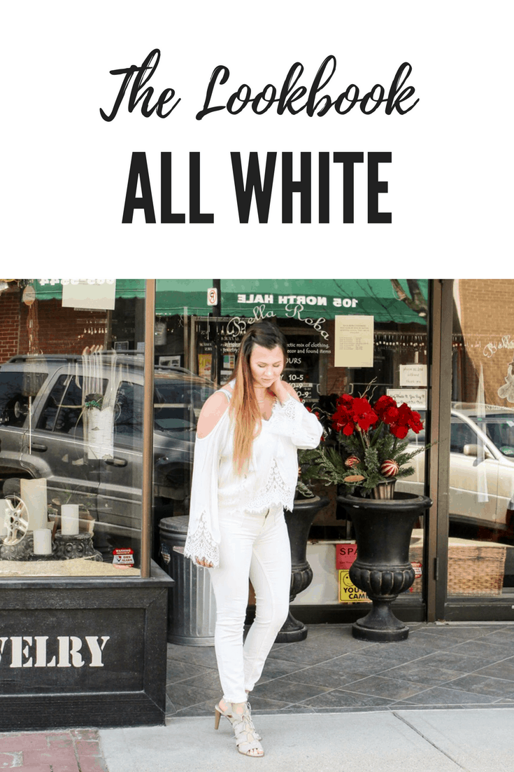 The Lookbook | All White