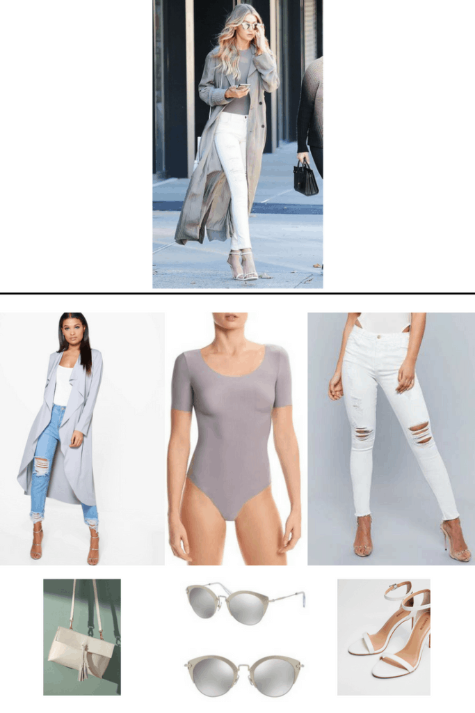 Get the Look | Gigi Hadid | Celebrity Look for Less | Thrifted & Taylor'd