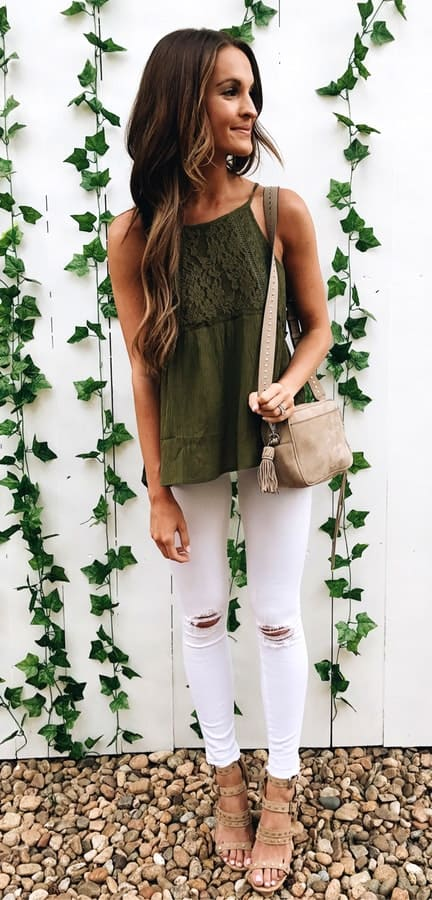 Gorgeous Summer Outfit Ideas   Thrfited & Taylor'd