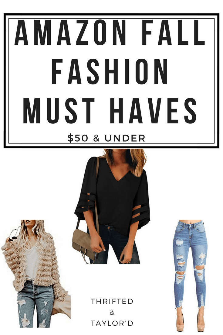 Amazon Fall Fashion Must Haves
