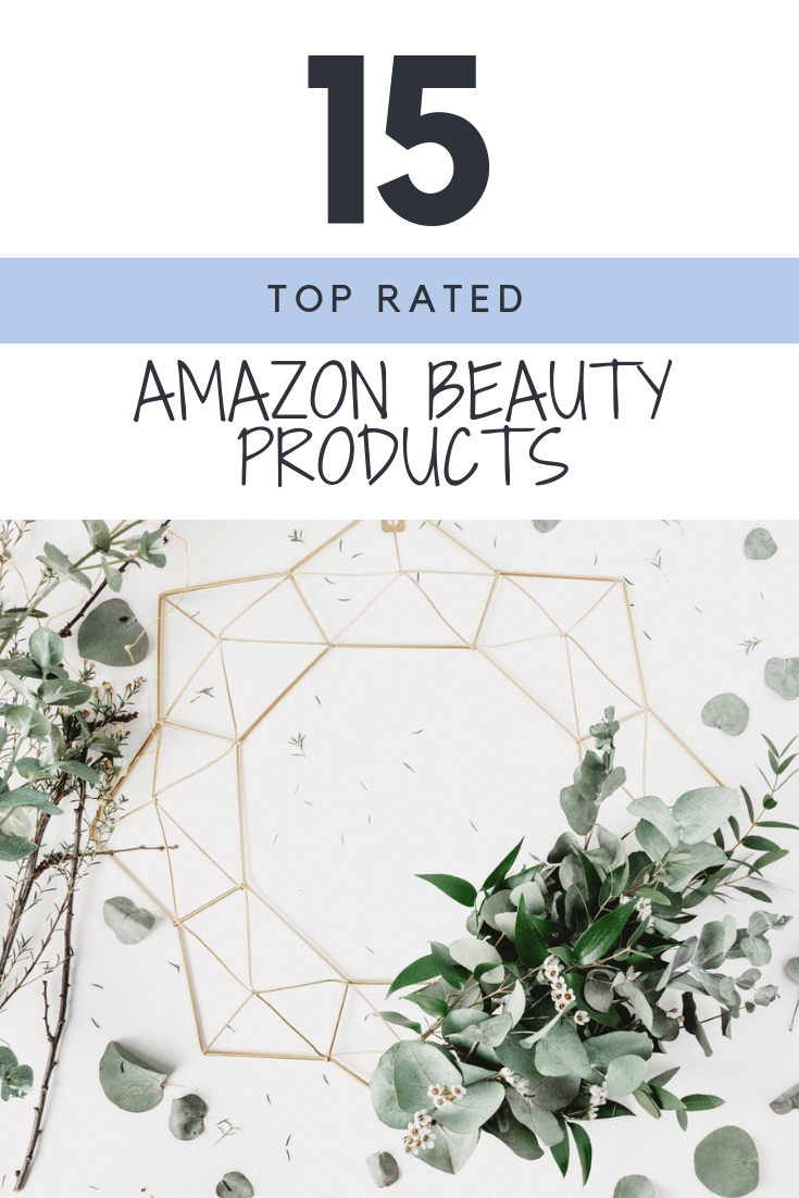 15 Top Rated Amazon Beauty Products