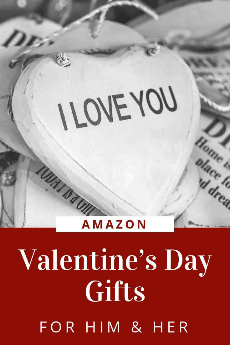 Amazon Valentine's Day Gifts For Him & Her