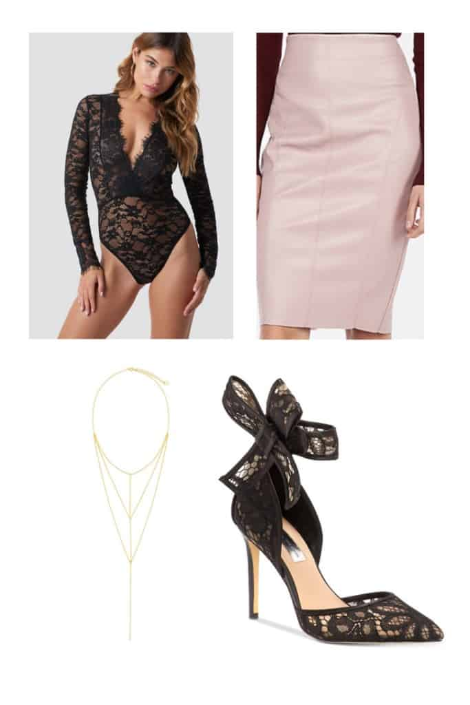 Valentine's Day Outfits That Will Knock His Socks Off   #valentinesday #valentinesdayoutfits #valentinesdayoutfitideas #outfitideas #outfitinspo #outfitinspiration
