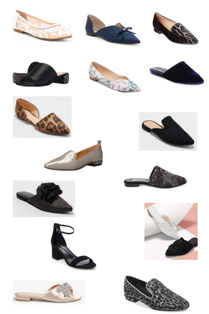 15 Dressy Flats For Girls Who Hate Heels   #flats #dressyflats #dressyshoes #shoes