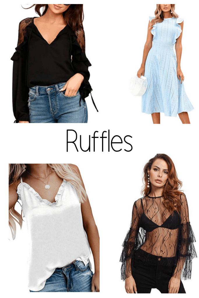 Must Have Spring Clothes on Amazon | Spring 2019 Trends | #springoutfits #springfashion #outfitideas #springoutfitideas #fashion #affordablefashion