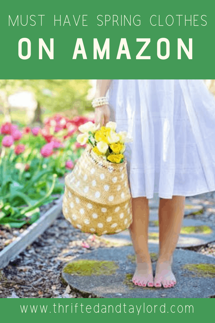 Must Have Spring Clothes On Amazon | All On Trend!