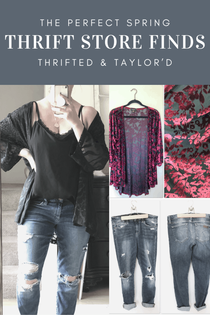 The Perfect Spring Thrift Store Finds   #fashion #springfashion #thrifted #thriftstorefinds #thrift