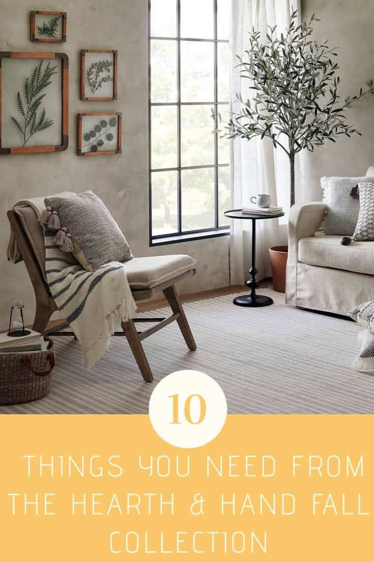 10 Things You Need From The Hearth & Hand Fall Collection