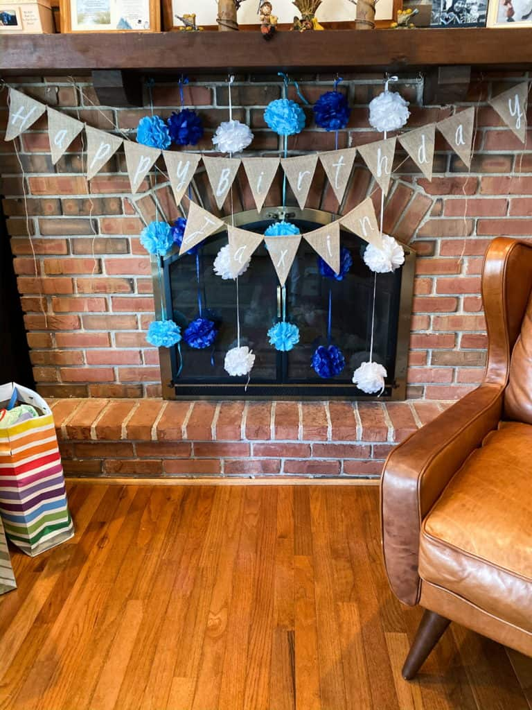 This two cool birthday party is a winter themed second birthday party with a touch of cool kid. We had winter themed food and decorations as well as glow stick glasses and bracelets. Check out everything I used for my son's Two Cool party!