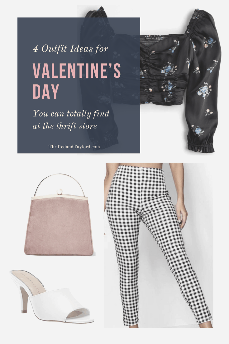 4 Killer Valentine's Day Outfit Ideas You Can Totally Find At The Thrift Store