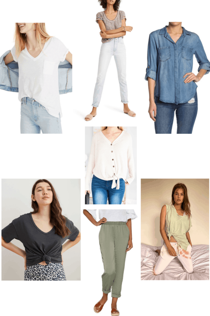 If you're a fellow t-shirt and jeans lover like myself, but are tired of the same old outfits, check out these great tips and tricks to elevate your casual outfits.